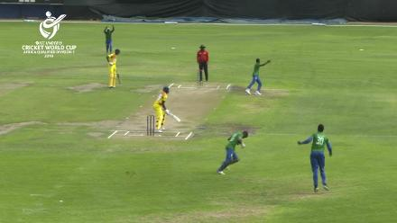 U19 CWC Africa Q: Uganda v Sierra Leone - Sierra Leone take three early wickets