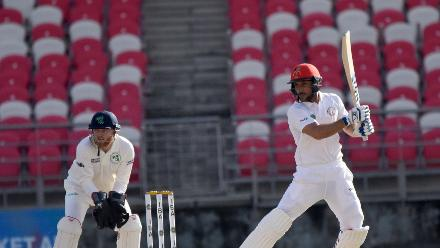 Shah was dismissed for an heartbreaking 98 in the first innings, but he stepped up once again in the second, top-scoring with a 76.