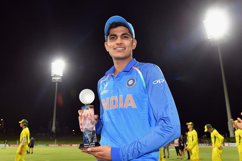 Shubman Gill will make his second appearance for the Kolkata Knight Riders in IPL 2019