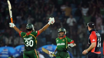 CWC Greatest Moments - Bangladesh win a Chittagong classic