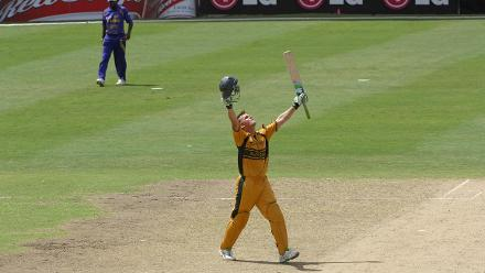 CWC Greatest Moments - Gilchrist squashes Sri Lanka in 2007