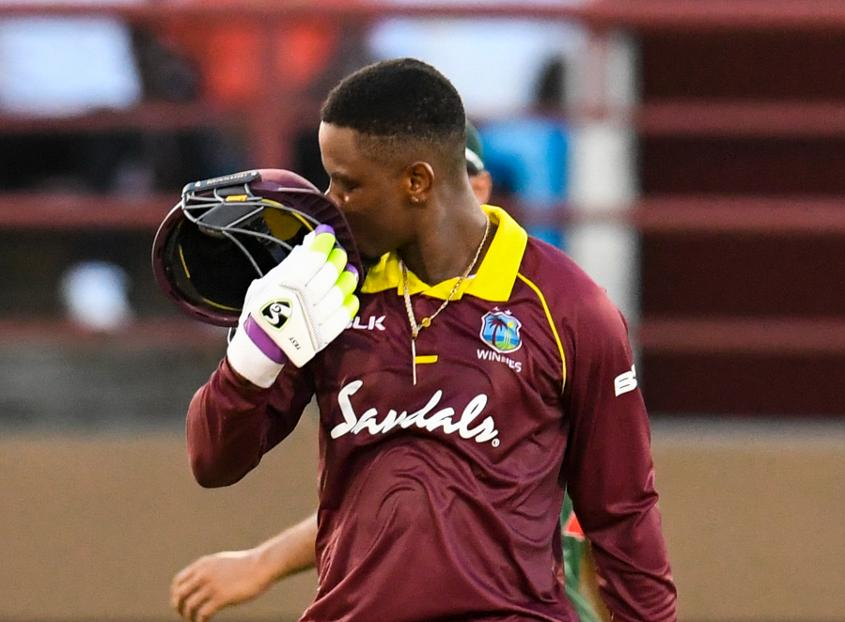 Power-hitter Shimron Hetmyer will play for Royal Challengers Bangalore this season