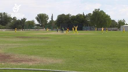 U19 CWC Africa Q: Uganda v Nigeria – Uganda claim two scalps in the first over