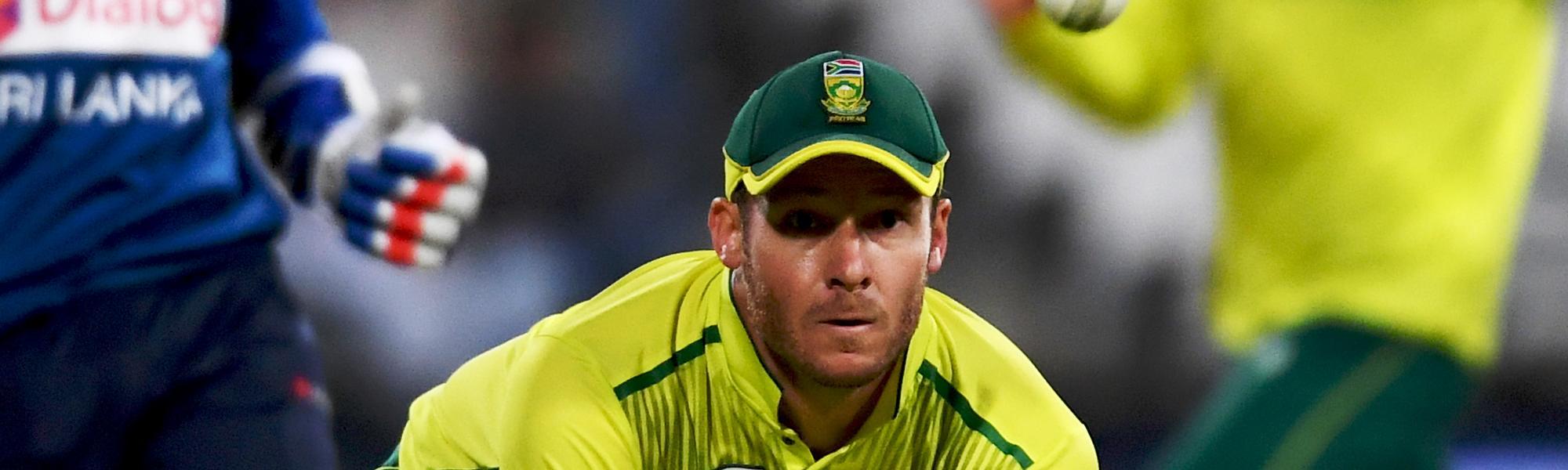 Miller has just 142 runs across six ODI innings in 2019
