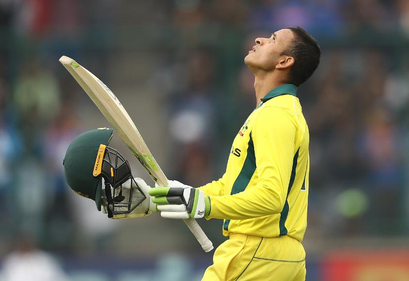 Usman Khawaja's good form has bolstered Australia's top-order might