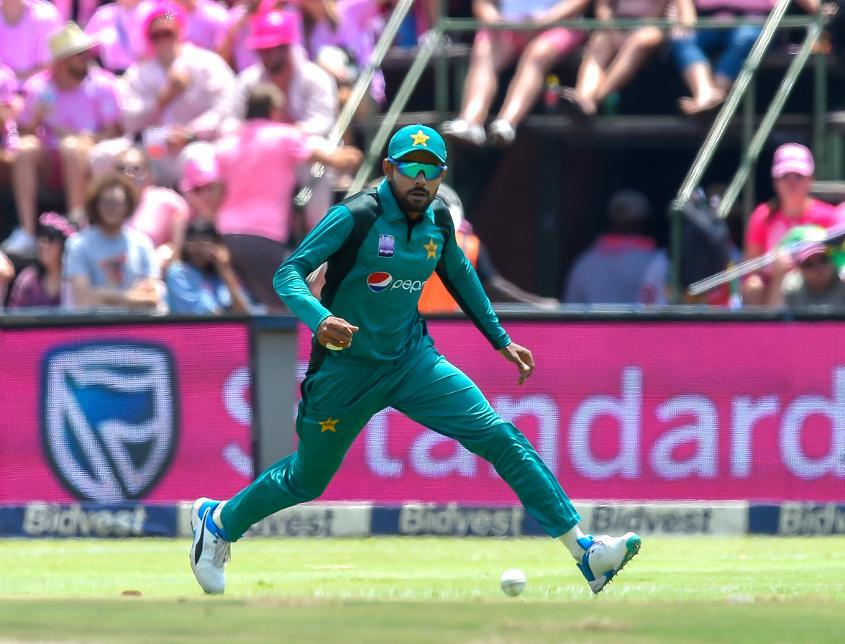 Star batsman Babar Azam has been rested
