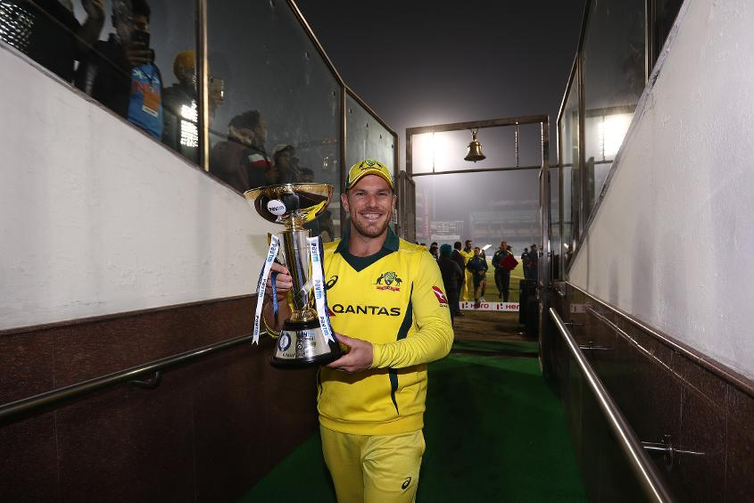 Australia defeated India 3-2 in the five-match ODI series earlier this month