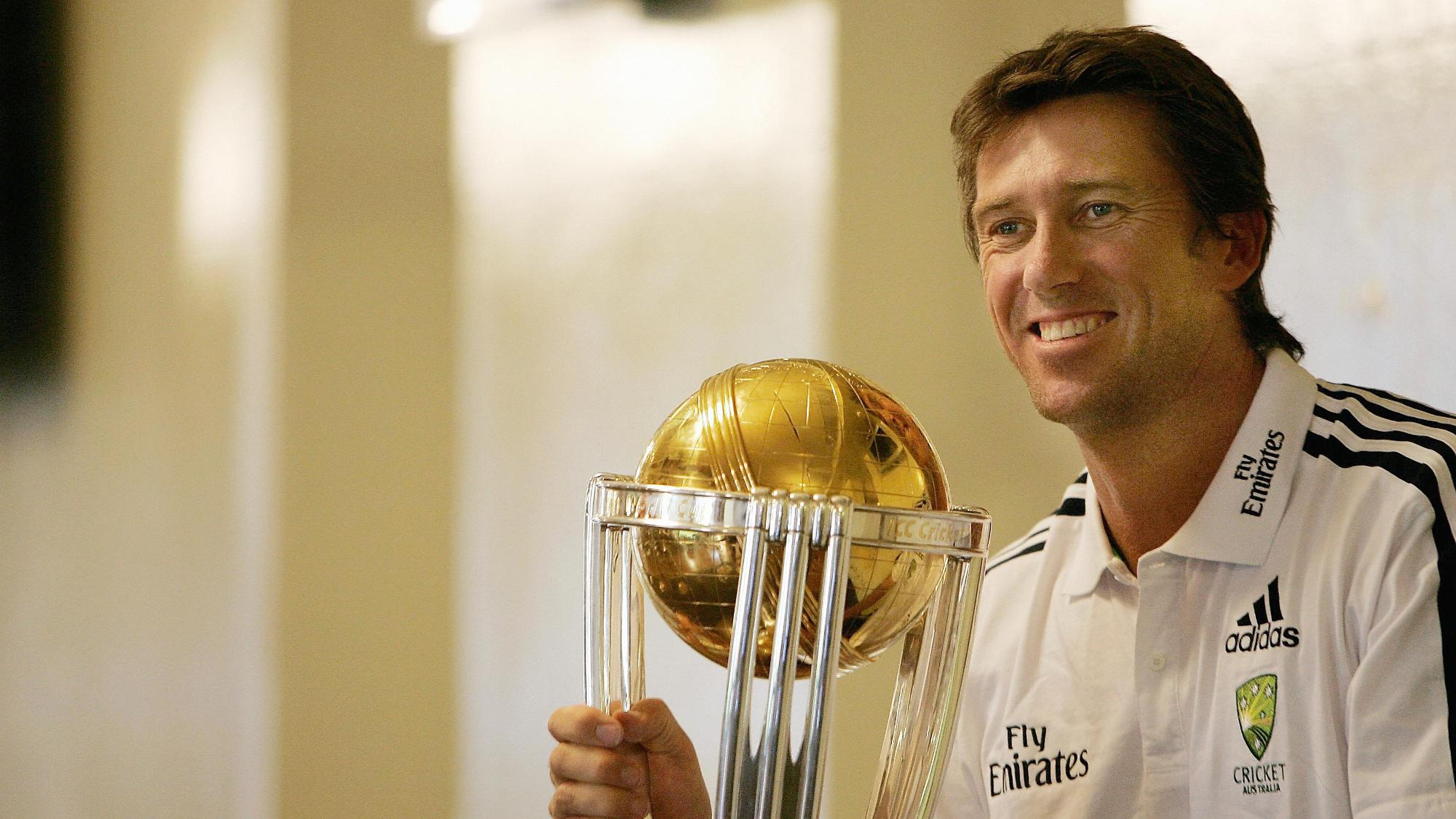 'India, England troubles will make World Cup tighter' – Glenn McGrath