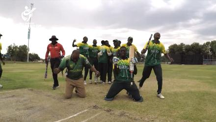U19 CWC Africa Q: Sierra Leone v Nigeria:  The moment Nigeria made it to the U19 CWC