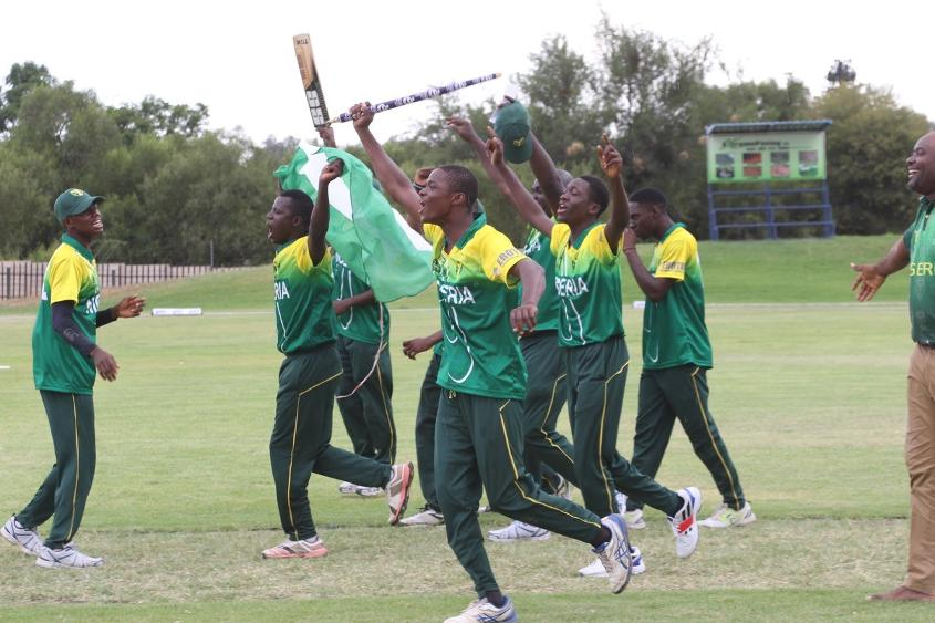 Nigeria through to 2020 U19 CWC
