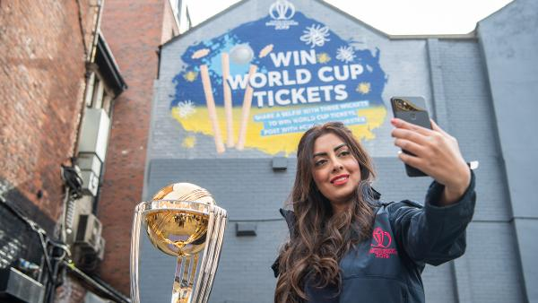 Win a pair of India v Pakistan tickets in Manchester!