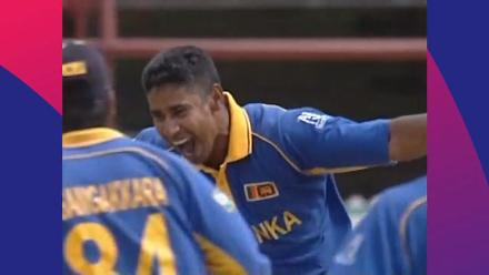 CWC Greatest Moments: Vaas begins with a hat-trick against Bangladesh