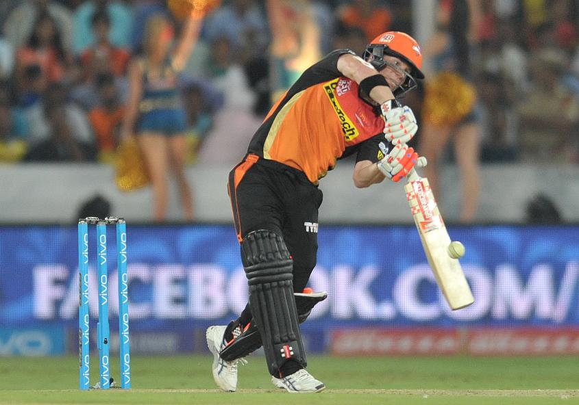 David Warner was back to his best