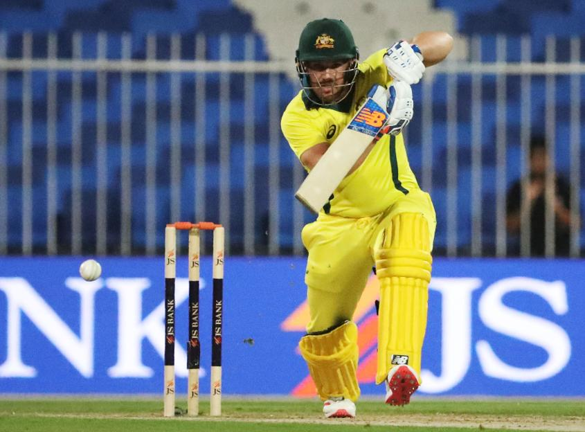 Finch's ODI best sets up Australia win