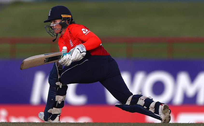 File photo - Sri Lanka once again failed to find a way past Tammy Beaumont