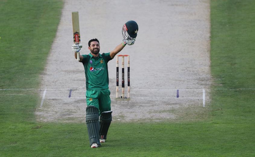 Mohammad Rizwan's maiden ODI ton wasn't enough for Pakistan.