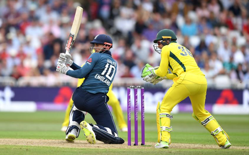 Hales has identified Australia as one of England's main rivals for World Cup glory