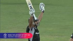 CWC Greatest Moments: Ross Taylor's birthday bash in 2011