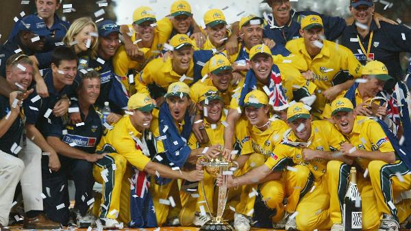 Men's Cricket World Cup 2003 – Overview