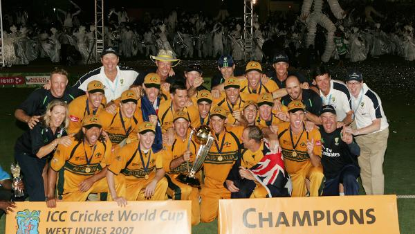 Men's Cricket World Cup 2007 – Overview
