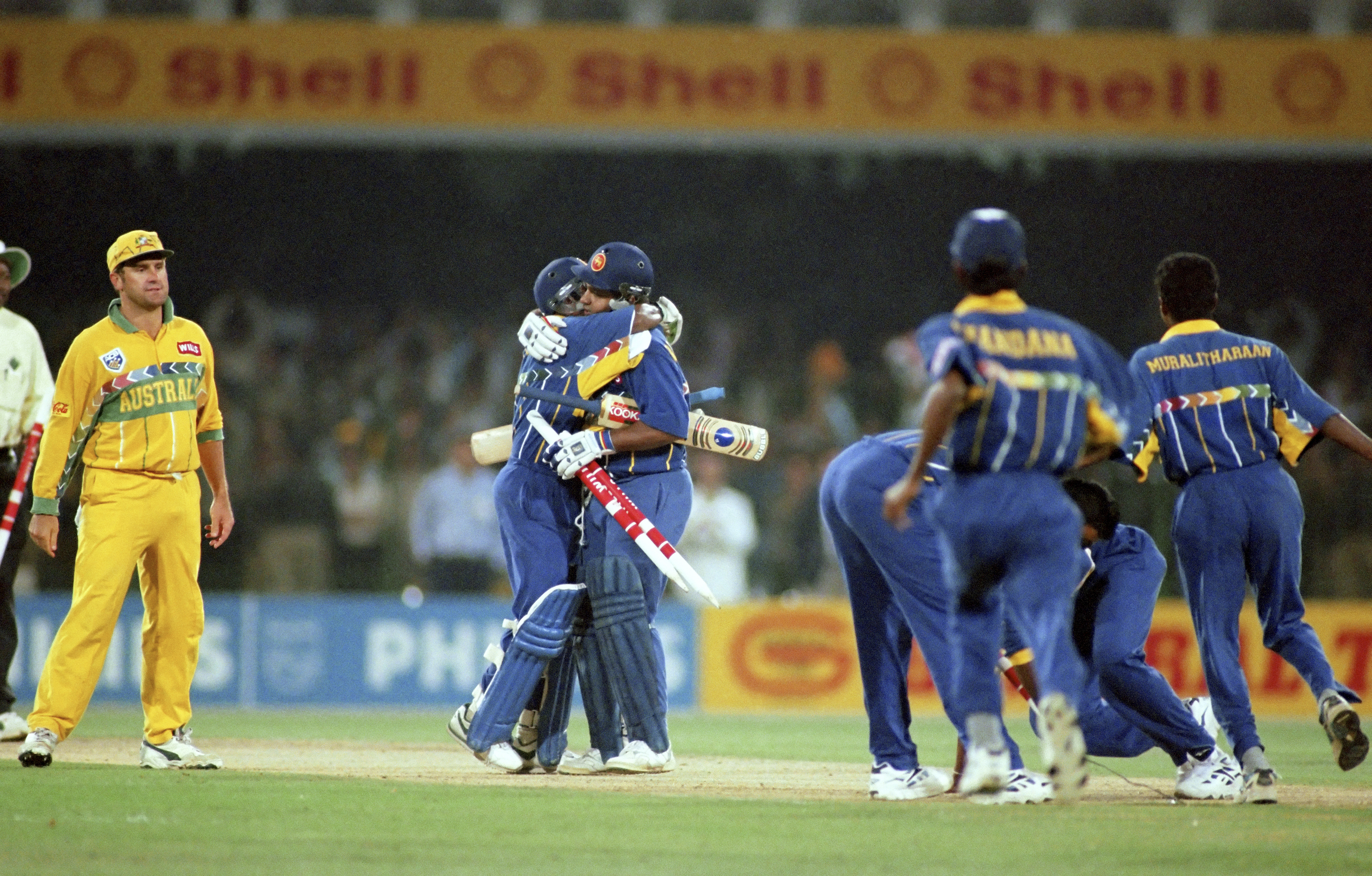 Men's Cricket World Cup 1996 – Overview