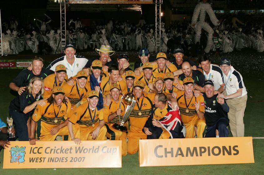 2007 cricket world cup