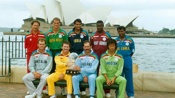 Men's Cricket World Cup 1992 – Overview