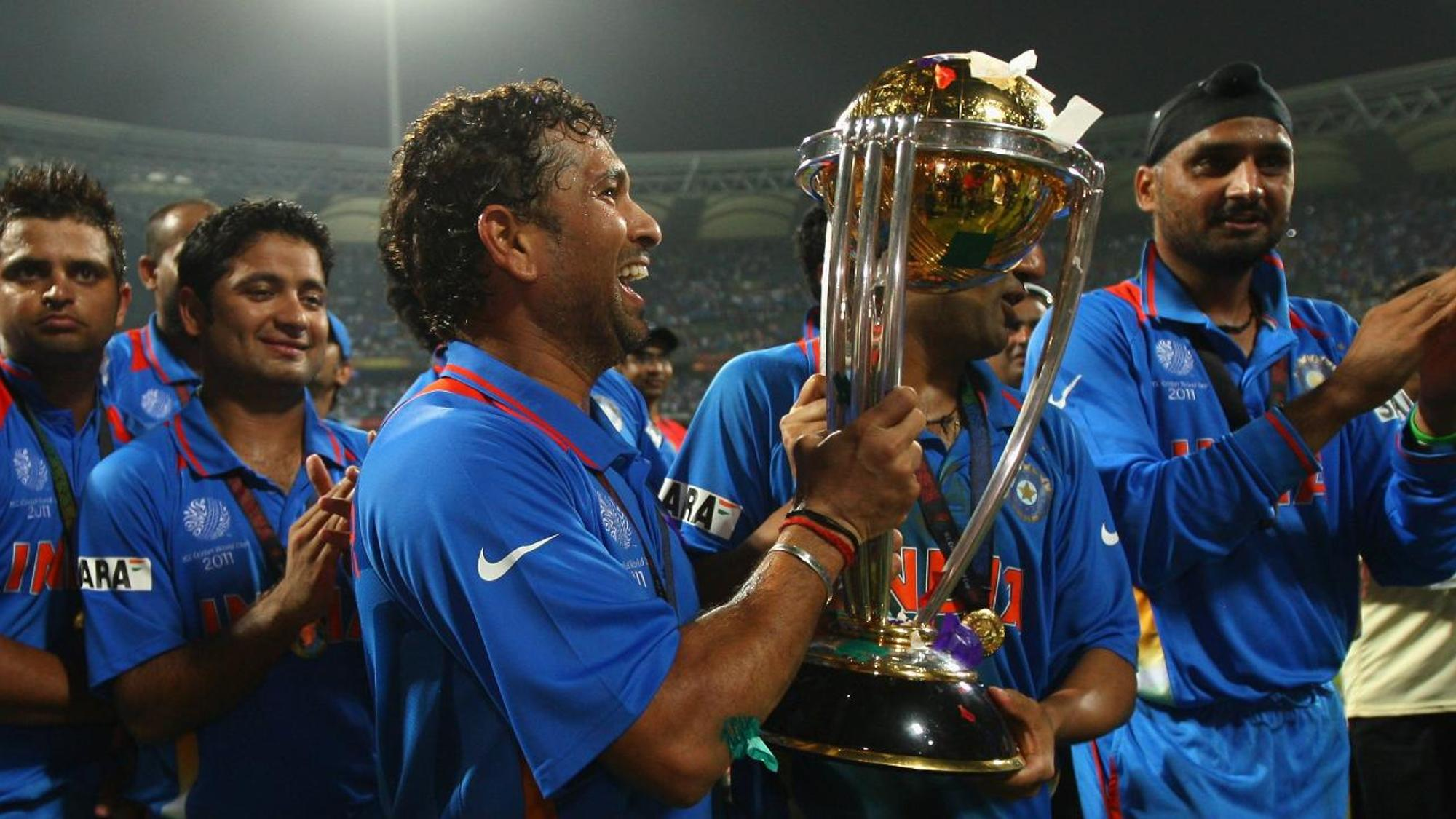 Sachin Tendulkar reflects on 2011 CWC glory