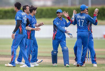 Afghanistan Under 19s Cricket Team