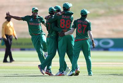 Bangladesh Under 19s Cricket Team