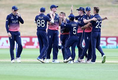 England Under 19s Cricket Team